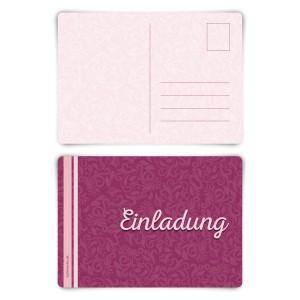 """Einladungskarten (12 Stück) """"Friedenstaube"""" Postkarten"""
